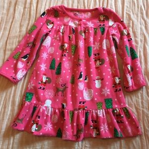 Carter's Christmas Nightgown